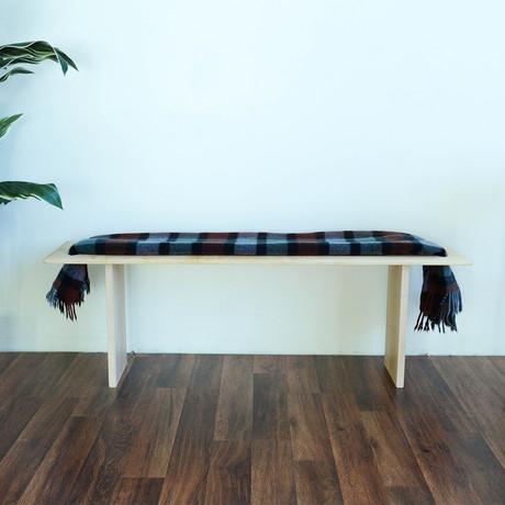 Blanket Bench