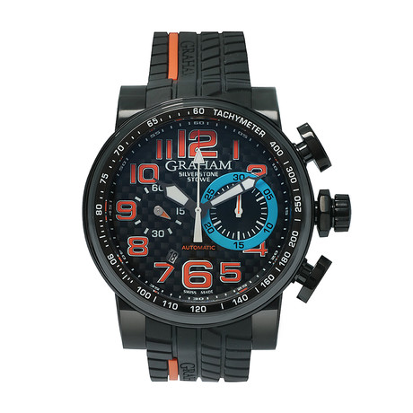 Graham Silverstone Stowe Racing Chronograph Automatic // 2BLDC.B13A // Store Display