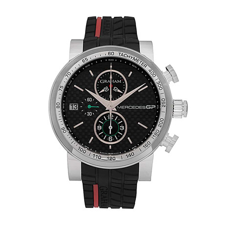 Graham Mercedes GP Silverstone Chronograph Automatic // 2MEBS.B02A // Store Display