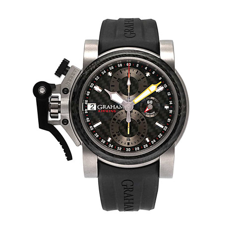 Graham Chronofighter Oversize Airwing Automatic // 2OVKI.B09A // Store Display