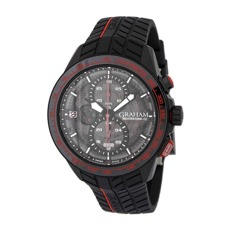 Graham Silverstone RS Endurance Chronograph Automatic // 2STCB.B03A // Store Display