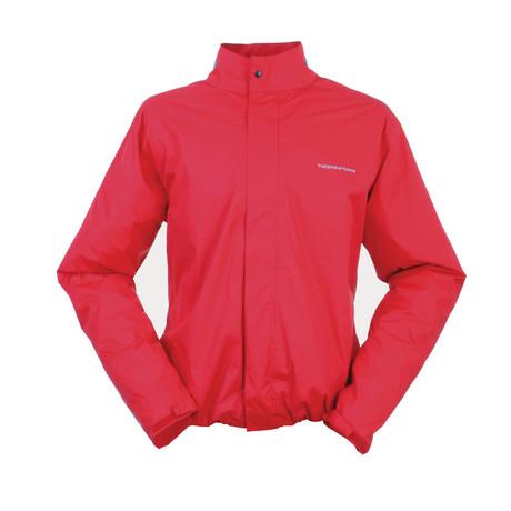 Nano Rain Jacket // Red (XS)