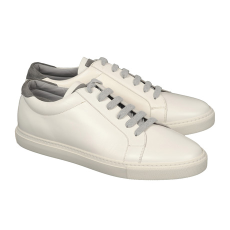 Fashion Sneaker // White (Euro: 39)