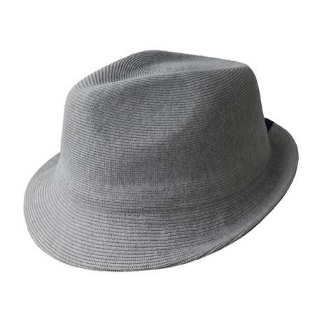 Cotton Rib Arnold // Gray (S)