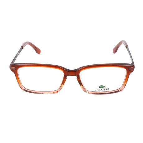 Unisex L2720 Optical Frames // Brown + Rose Gradient