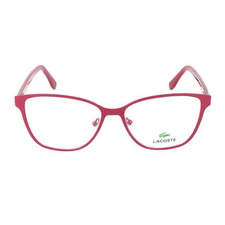 Women's L2196  Optical Frames // Cyclamine