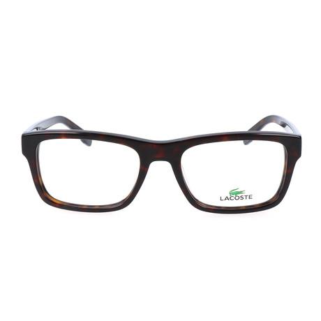 Unisex L2740 Optical Frames // Havana