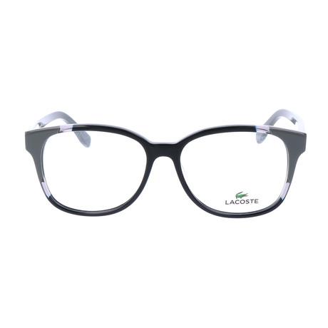 Women's L2738 Optical Frames // Black