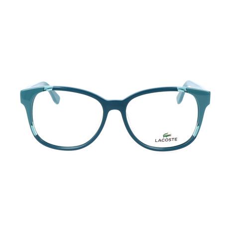 Women's L2738 Optical Frames // Petroleum