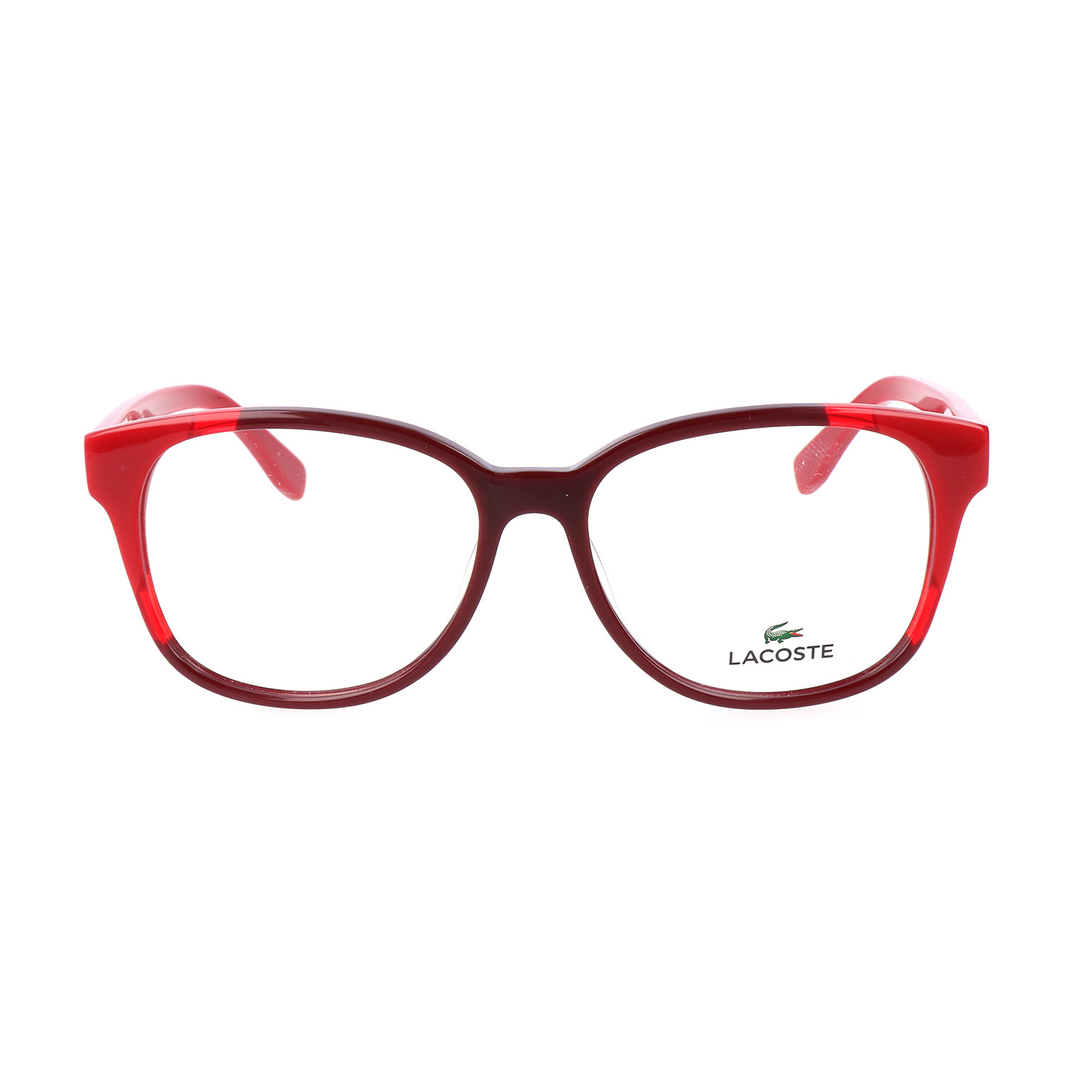 58b09634c7f Women s L2738 Optical Frames    Red - Lacoste - Touch of Modern