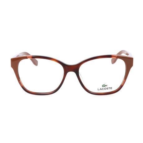 Women's L2737 Optical Frames // Havana (51mm)