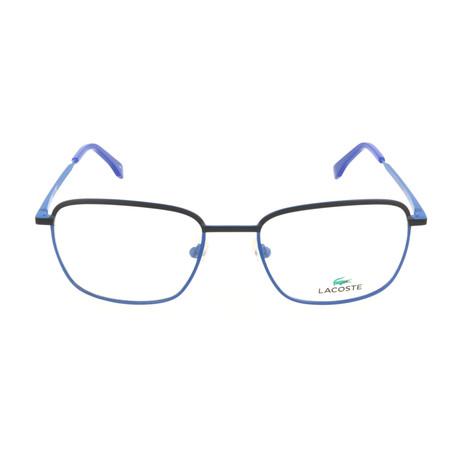Men's L2222 Optical Frames // Matte Blue