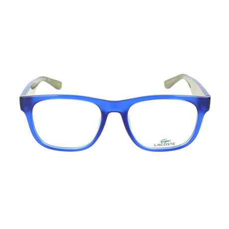 Unisex L2771 Optical Frames // Blue