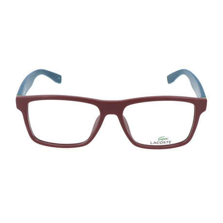 Unisex L2796 Optical Frames // Matte Burgundy