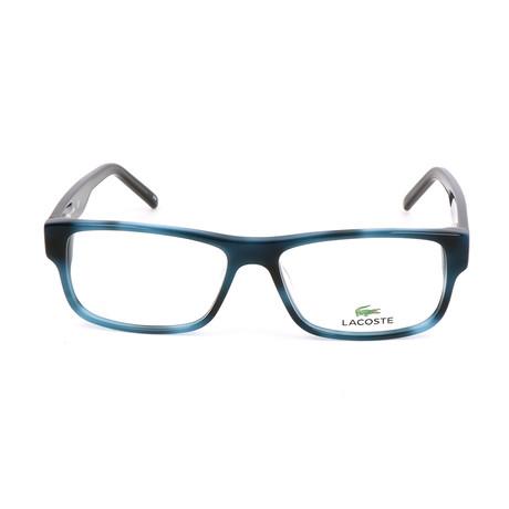 Men's L2660  Optical Frames // Blue Havana