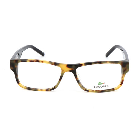Men's L2660 Optical Frames // Yellow Havana (53mm)