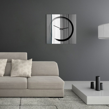 S-Enso Clock + Mirror // Limited Edition