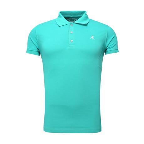 Summary Polo T-Shirt // Mint (S)
