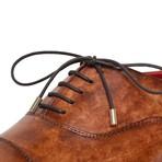Captoe Oxford Classic Dress Shoes // Brown (US: 11)