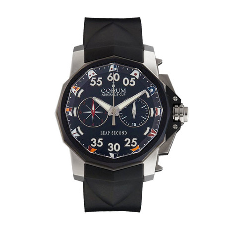 Corum Admiral's Cup Automatic // 895.931.06/0371 AN90 // Store Display