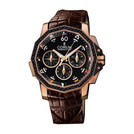 Corum Admiral's Cup Chronograph Automatic // 986.691.13/0001 AN42 // Store Display
