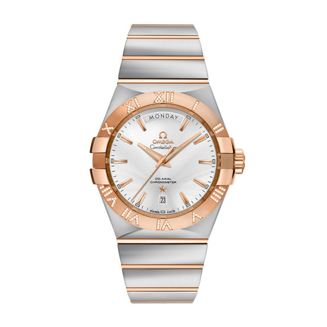 Omega Constellation Automatic // 123.25.38.22.02.001 // New