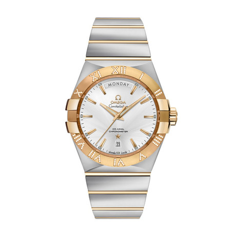 Omega Constellation Automatic // 123.25.38.22.02.002 // New