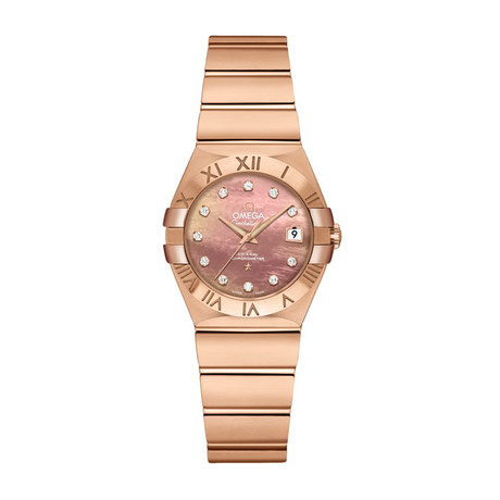 Omega Constellation Automatic // 123.50.27.20.57.001 // New