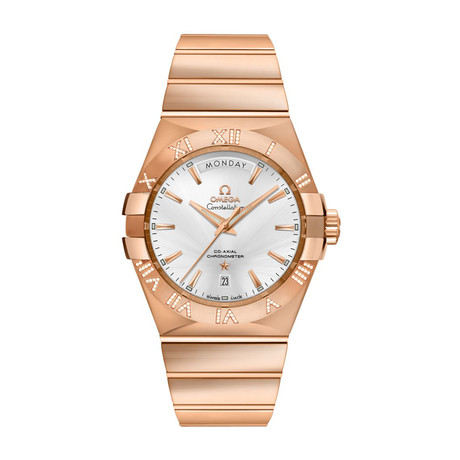Omega Constellation Automatic // 12355382202001 // New