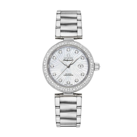 Omega Deville Ladymatic Automatic // 425.35.34.20.55.001 // New