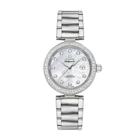 Omega Deville Ladymatic Automatic // 425.35.34.20.55.002 // New