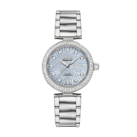 Omega Deville Ladymatic Automatic // 425.35.34.20.57.002 // New