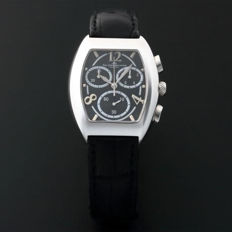 Van Der Bauwede Chronograph Quartz // Store Display