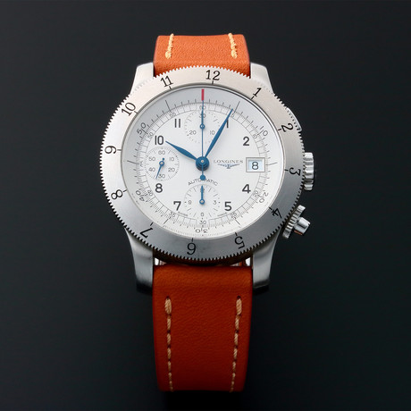 Longines Chronograph Automatic // L86523 // Pre-Owned