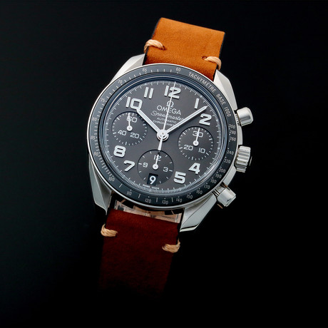 Omega Speedmaster Date Chronograph Automatic // 32506 // Pre-Owned