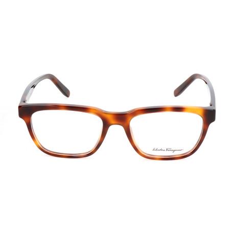 Men's SF2780 Optical Frames // Havana