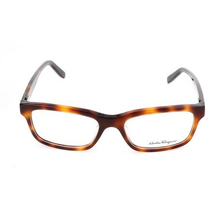 Men's SF2781 Optical Frames // Havana