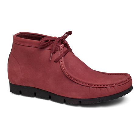 Carter Boot // Burgundy (US: 7)