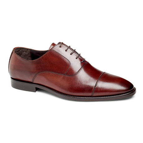 Depp Captoe Oxford // Brown (US: 7)