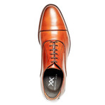 Musk Captoe Oxford // Walnut (US: 9)