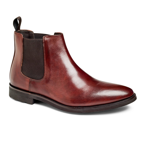 Page Chelsea Boot // Brown (US: 7)