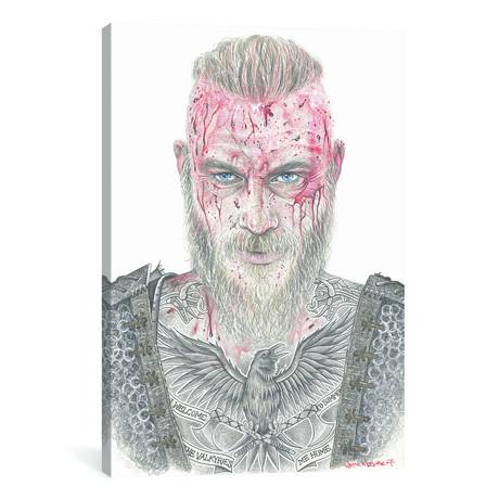 """Ragnar (18""""W x 26""""H x 0.75""""D)"""