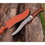 Damascus Hunting Knife // HK0257