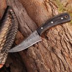 Damasucs Skinner Knife // HK0276