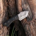 Damascus Tanto Skinner Knife // HK0285