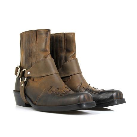 Judah Performance Boots // Chocolate Crazy (US: 7)