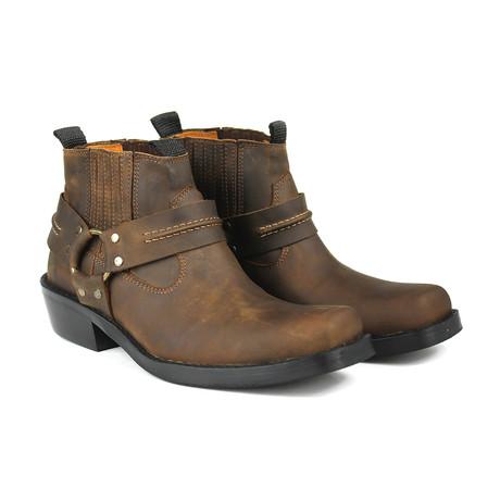Harrison Performance Boots // Chocolate Nubuck (US: 7)
