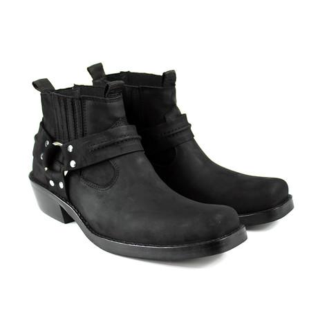 Demarcus Performance Boots // Nubuck Black (US: 7)