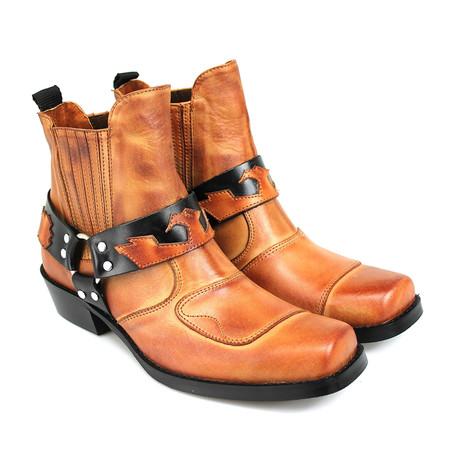 Deandre Performance Boots // Bafflo Armadillo (US: 7)
