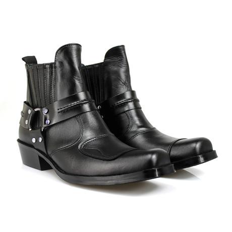 Jacob Performance Boots // Black Armadillo (US: 7)